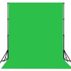 Kit complet fond vert chromakey 3x3m