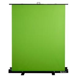 Fond vert Roll-up 150x200cm
