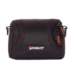 Bolsa de hombro con tejido repelente al agua para cámaras compactas WIZZ7