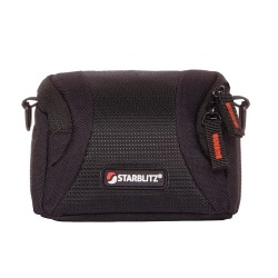 Shoulder bag with hydrophobic fabric for compact cameras WIZZ7