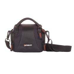 Bolsa de hombro con tejido repelente al agua para dispositivos mirrorless WIZZ11