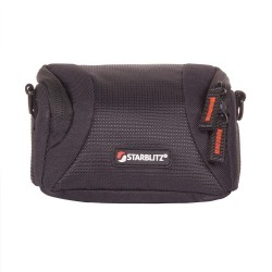 Shoulder bag with hydrophobic fabric for compact cameras WIZZ8