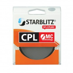 Filtro Doble capa polarizador circular para lentes a partir de 49mm de diámetro
