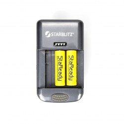 Universal adapter charger with charge indicator Starblitz SCH 20