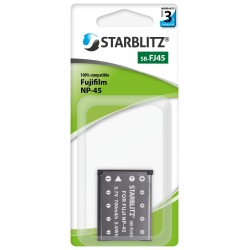 Compatible Fujifilm NP-45 Batterie rechargeable Lithium-ion