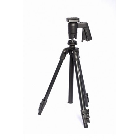 Starblitz TS590 Aluminum Tripod 3 sections with pistol grip ball head