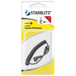 Cable de connexion pour Canon et Pentax