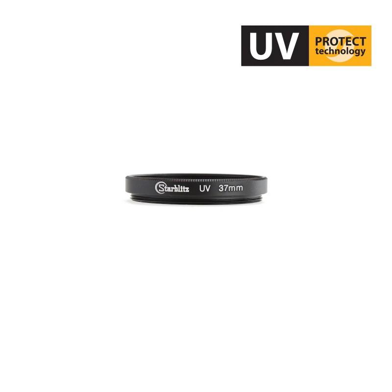 Filtre UV et de protection pour objectif photo démarrant au diamètre 37mm